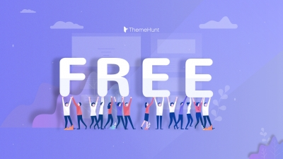 ThemeHunt is rebooting as a platform of FREE themes!